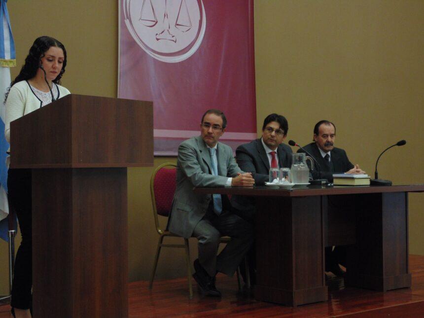 Asumieron nuevos funcionarios del Ministerio Público de la Acusación