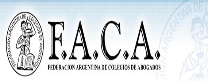 LA F.A.C.A. EXPRESÓ SU POSTURA SOBRE EL PROYECTO DE REFORMA DE LAS LEYES 27.148 Y 27.149