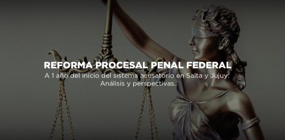Jornada Procesal Penal Federal: 30 de Julio