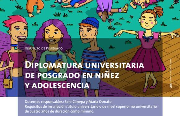 DIPLOMATURA UNIVERSITARIA DE POSGRADO EN NIÑEZ Y ADOLESCENCIA
