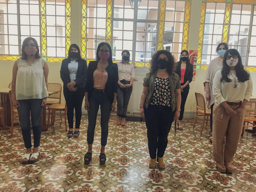 PASANTIAS EN EL MINISTERIO DE DESARROLLO PRODUCTIVO: El Colegio de Abogados felicitó a las profesionales que accedieron por concurso