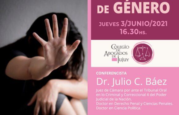 Conferencia sobre Criminalidad  de Género